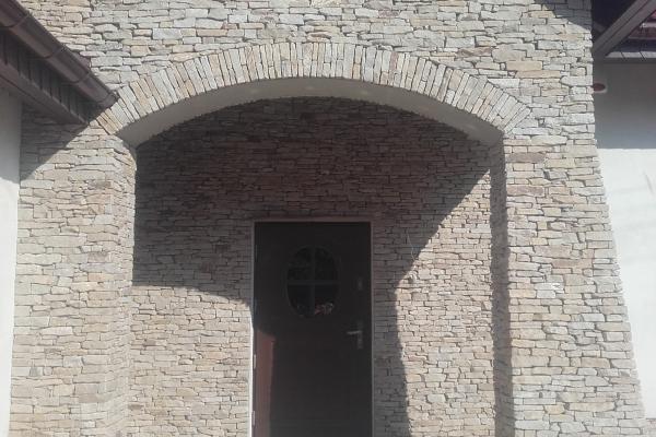 elewacja, kamień elewacyjny cięty, granit