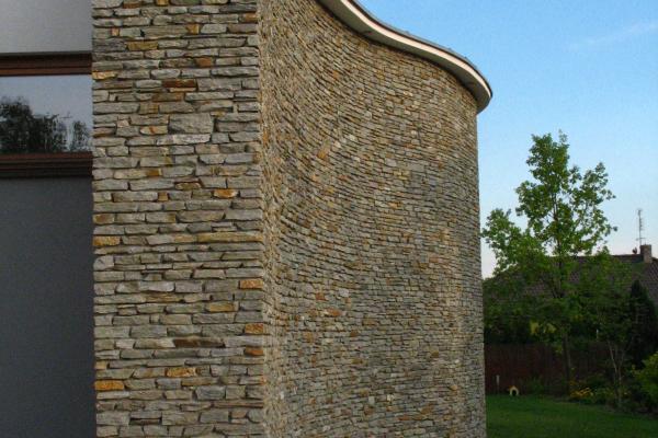 elewacja, kamień elewacyjny cięty, gnejs