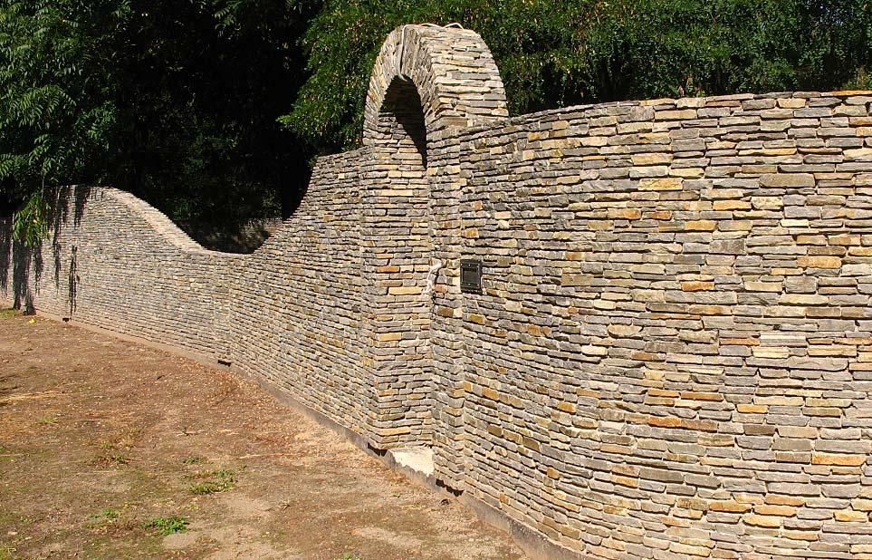 Wszystkie nowe Kamień naturalny do ogrodu, domu, elewacji, grys, ogrodzenia i EH97